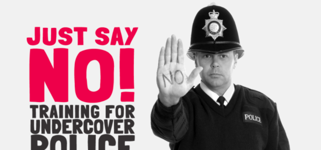 New training for UCOs: JUST SAY NO!